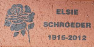 Schroeder, Elsie (4-2)